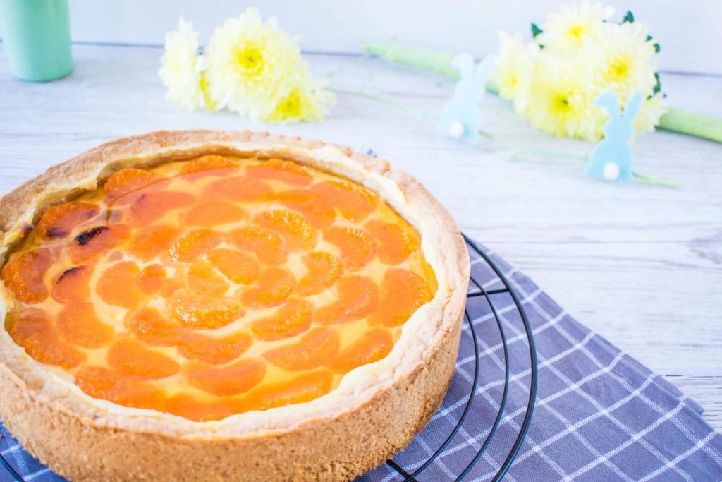 Mandarinen Schmand Kuchen Mein Naschgluck