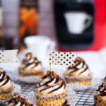 Tiramisu Cupcakes mit Vanille-Espresso